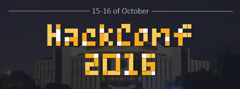 coshare x HackConf 2016