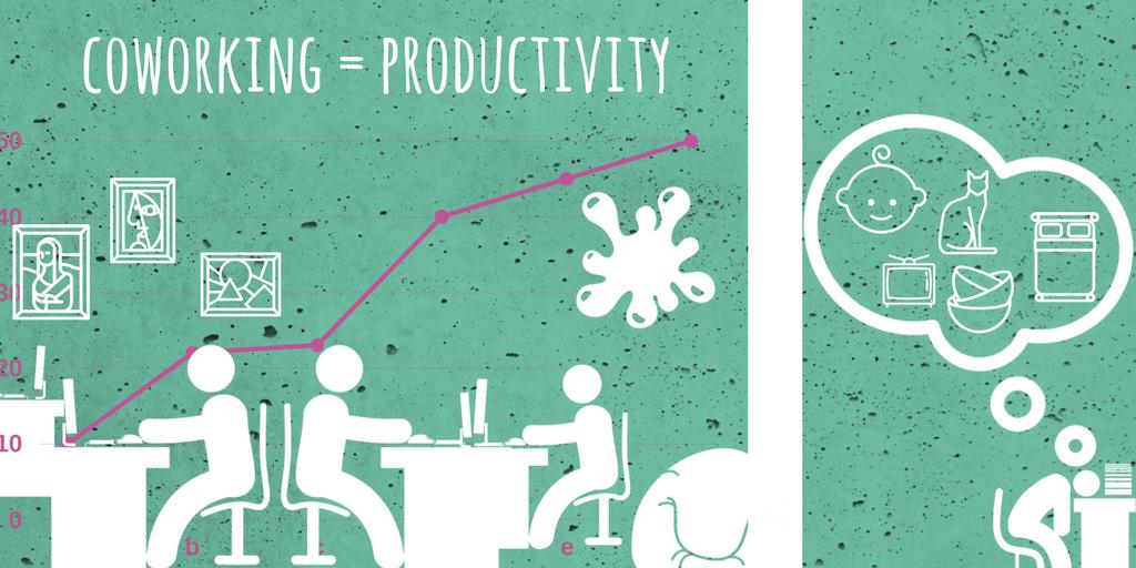 3 начина, по които коуъркингът ще ви направи по-продуктивни